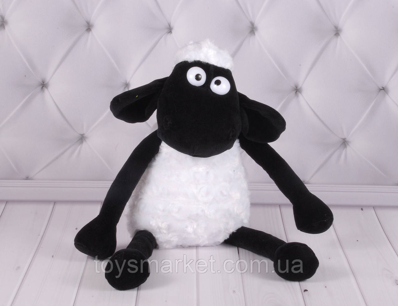"Мягкая игрушка баранчик Шон, ""Shaun the Sheep"""
