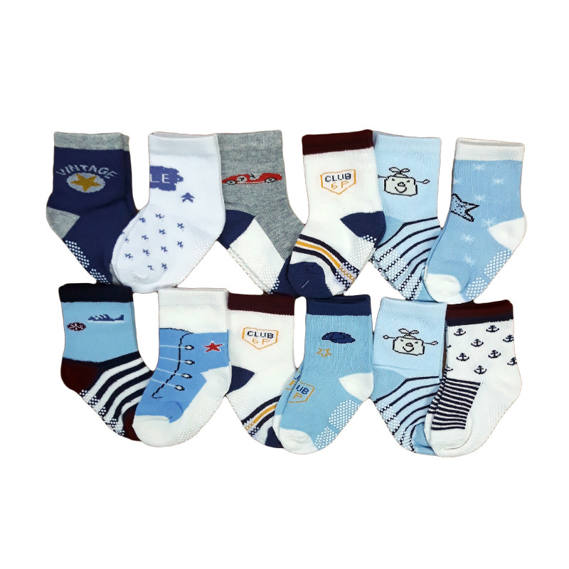 Носочки для малышей, 6-12 мес.