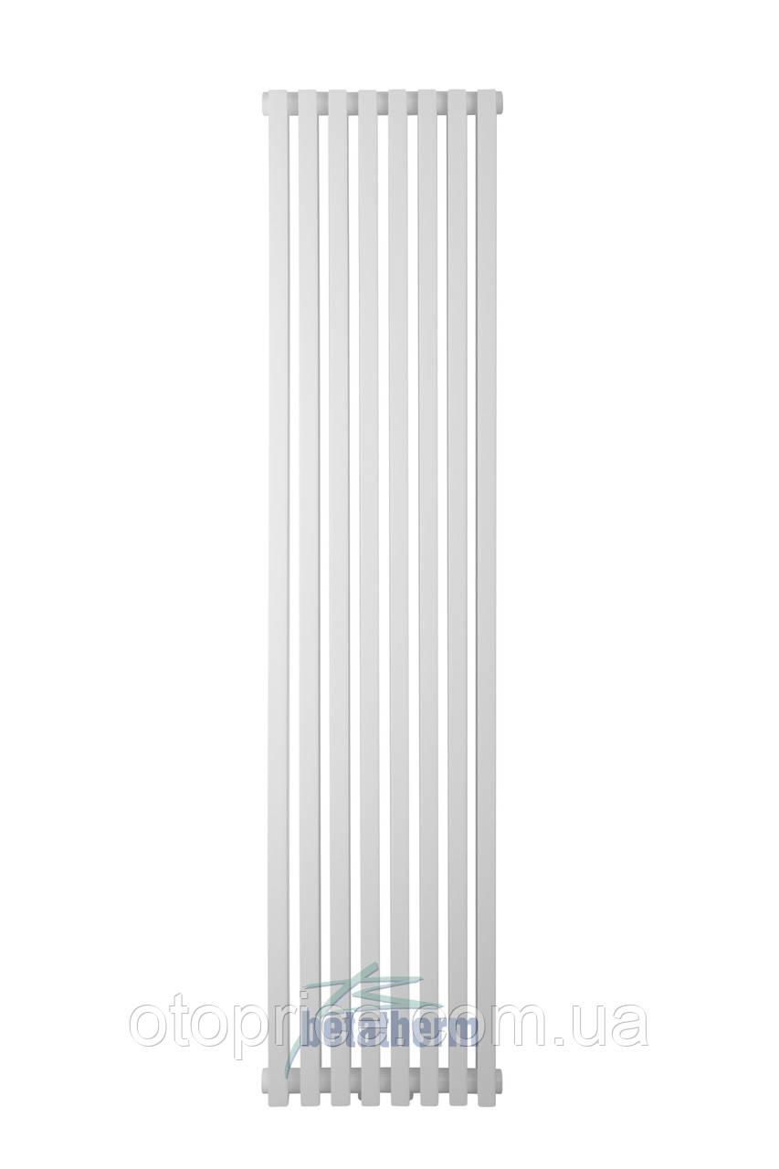 Дизайнерский вертикальный радиатор Quantum 2 Betatherm 1500/325 11-13 м.кв.