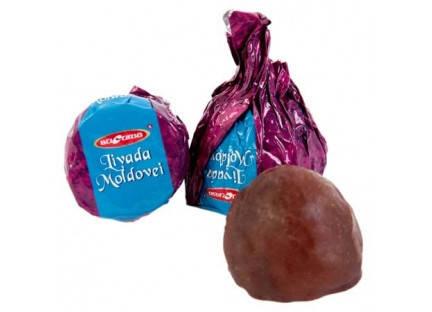 Молдавские шоколадные конфеты LIVADA MOLDOVEI ТМ Букурия, фото 2