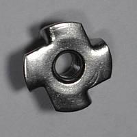Гайка врезная DIN 1624 M8 оцинкованная, фото 1