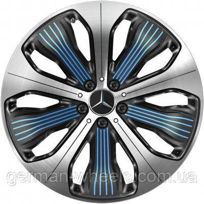 Оригинальные 20 - дюймовые диски для Mercedes EQC - Class