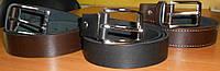 Ремни кожаные брючные, 40 мм ширина, длина : 140 см и др