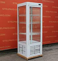 Холодильный шкаф витрина кондитерская «Технохолод ШХСД» 0.7 м. (Украина), идеальное состояние, Б/у