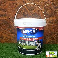 BROS Препарат для отпугивания кротов, собак и котов, 450ml