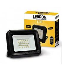 Прожектор LED 50W яскравий 4000Lm кут 120° Lebron