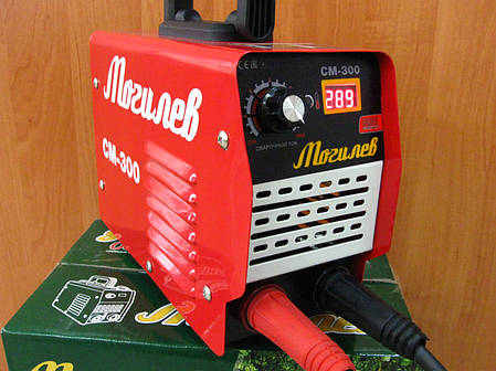 Інверторний зварювальний апарат Могильов СМ-300, фото 2