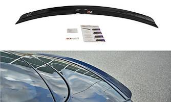 Спойлер накладка на багажник тюнинг Bentley Continental GT
