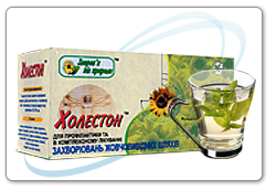 Фито чай холестон