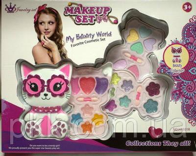Детский косметический набор Beauty Collection Котик 1101 R