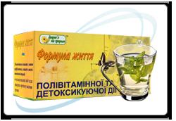 Фито чай «формула жизни»