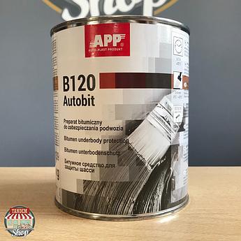 Средство для защиты шасси APP B120 Autobit, 1,3 кг