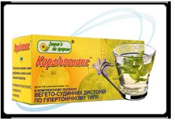 Фито чай «кардиобаланс»