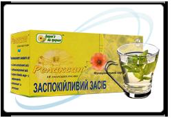 Фито чай  «релаксан»