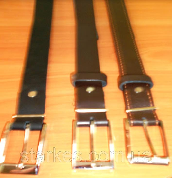 Ремни кожа брючные, 35 мм ширина, длина : 105 см и другие