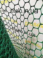 """Сетка садовая, пластиковая, ячейка """"Ромб"""" 20х20мм, 0,5х30м, фото 1"""