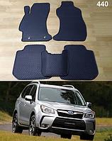 Коврики на Subaru Forester '13-18. Автоковрики EVA, фото 1