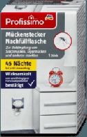 Profissimo Mückenstecker 1 Fläschchen Запаска для электрического испарителя от комаров 1 шт.