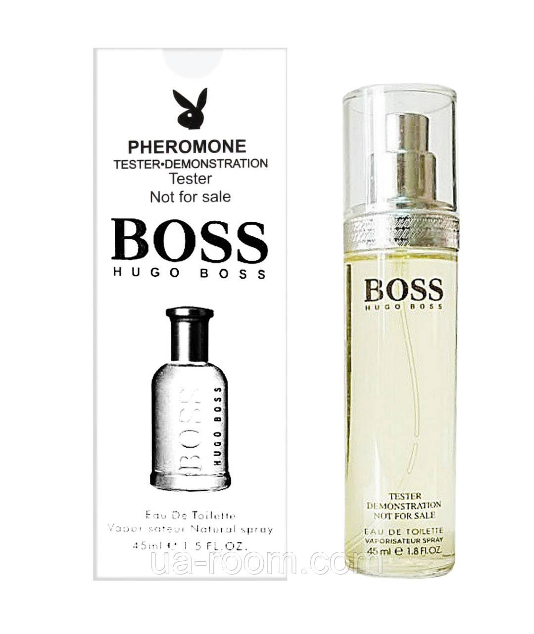 Мужской, Тестер 45 мл. Hugo Boss Boss Bottled