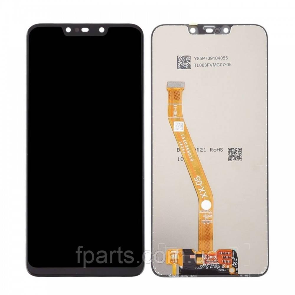 Дисплей для Huawei P Smart Plus (INE-LX1) Huawei Nova 3i (INE-LX2) с тачскрином, Black (Original PRC)