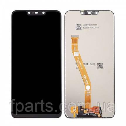 Дисплей для Huawei P Smart Plus (INE-LX1) Huawei Nova 3i (INE-LX2) с тачскрином, Black (Original PRC), фото 2