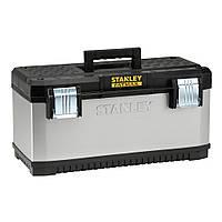 Ящик інструментальний FatMax® металопластиковий (58.4 X 29.3 X 29.5см) Stanley 1-95-616 | инструментальный металлопластиковый