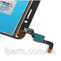 Дисплей Lenovo A6020a40 Vibe K5 з тачскріном (Black), фото 3