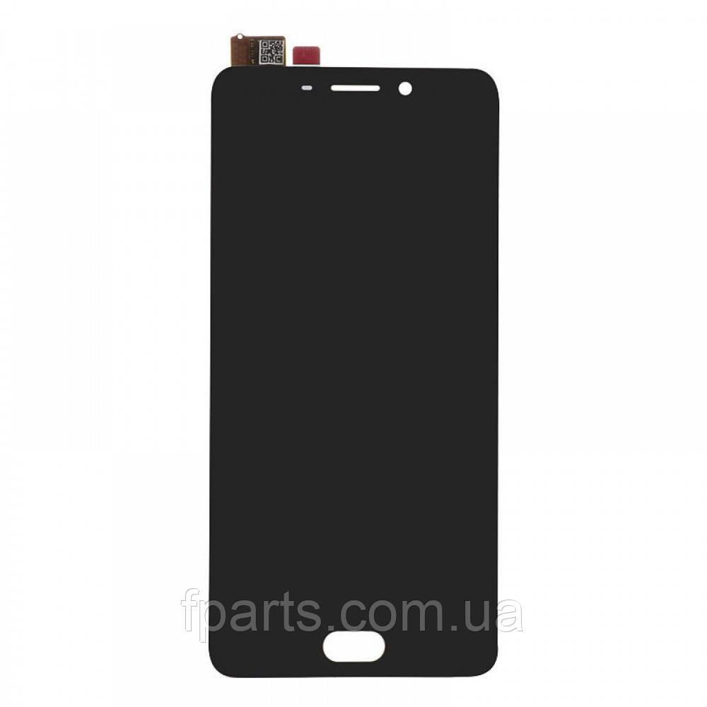 Дисплей для Meizu M6 Note (M721) с тачскрином, Black (AAA)