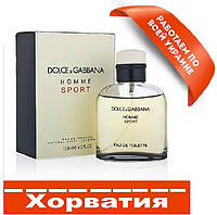Dolce gabbana Homme Sport Хорватия Люкс копия АА++ Дольче Габбана  Спорт