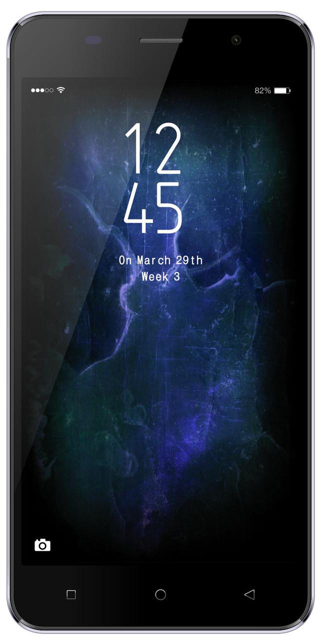 Смартфон Bravis A510 Jeans 4G Blue Гарантия 12 месяцев