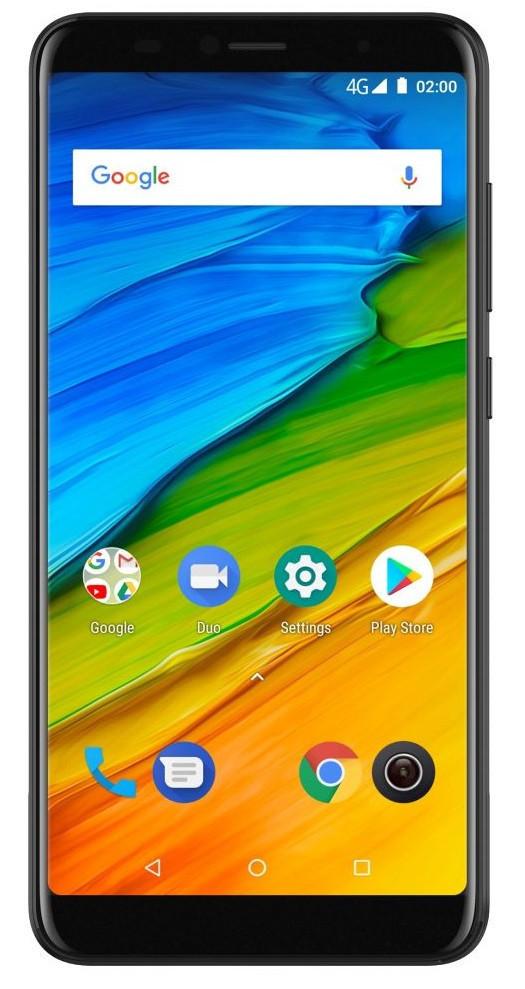 Смартфон Bravis N1-570 16Gb Space Black Гарантия 12 месяцев