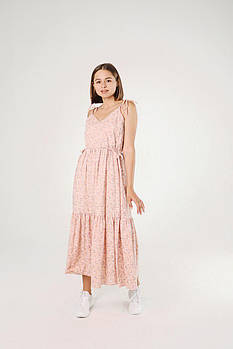 Женское платье миди Валенсия
