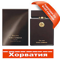 Dolce gabbana The One men Collector's edition Люкс копия  АА++ Дольче Габбана Зе Ван Фо Мен