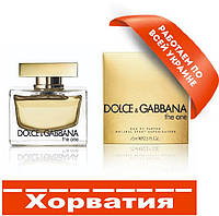Dolce gabbana The One Люкс копия АА++ Дольче Габбана Зе Ван