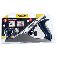 Рубанок столярный Handyman 44x240мм Stanley ( 1-12-203 ) | Рубанок столярний Handyman 44x240мм Stanley (, фото 1