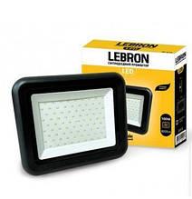 Прожектор LED 100W яскравий 8000Lm кут 120° Lebron