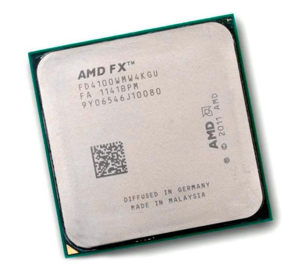 Процессор AMD FX-4100 tray .