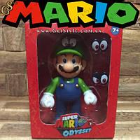 """Фигурка Луиджи - """"Luigi"""" - 12 см."""