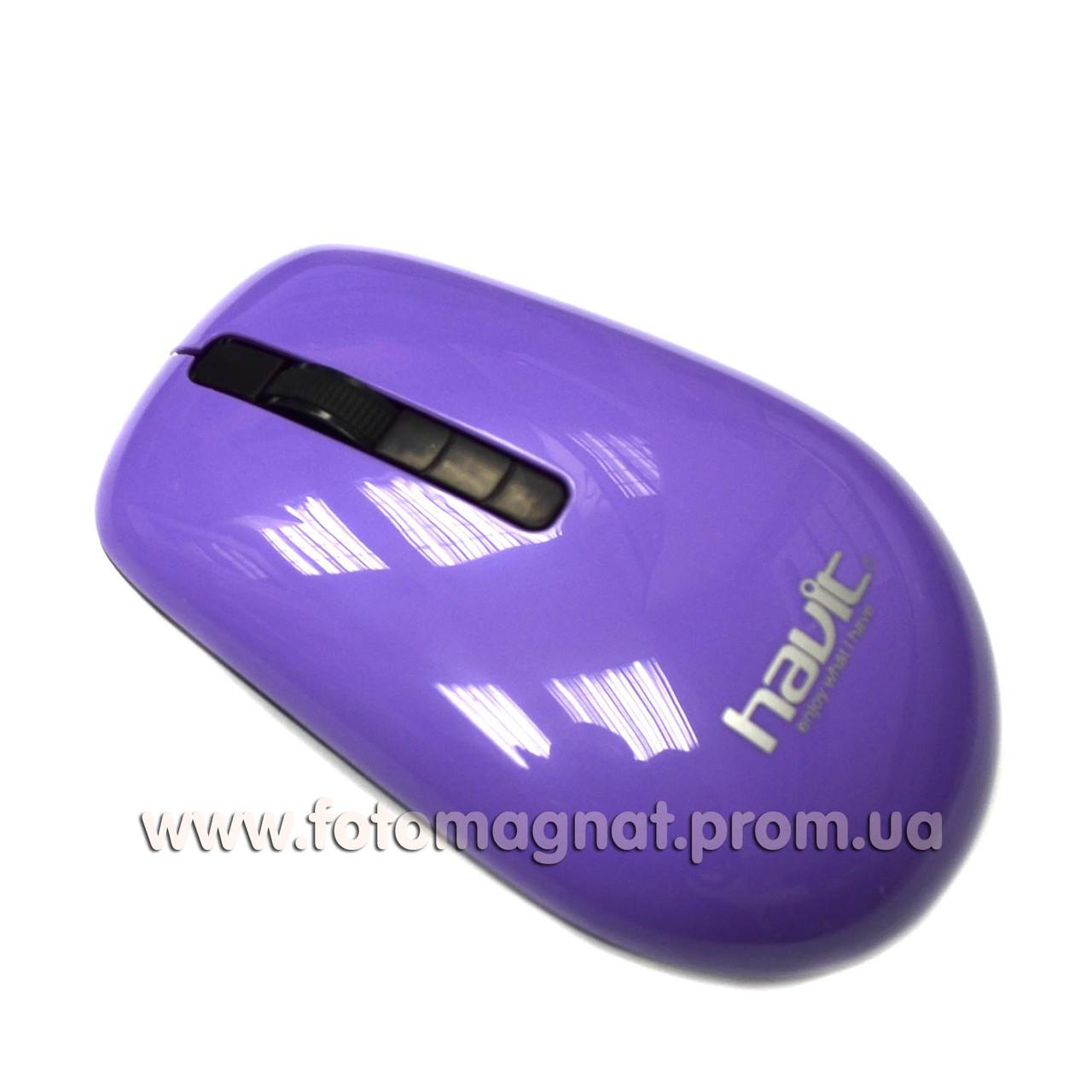 Мышка для компьютера беспроводная mouse HAVIT  HV-MS261 GT Wireless USB
