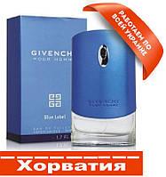 Givenchy pour Homme Blue Label Хорватия Люкс копия АА++ Живанши Блу Лейбл, фото 1