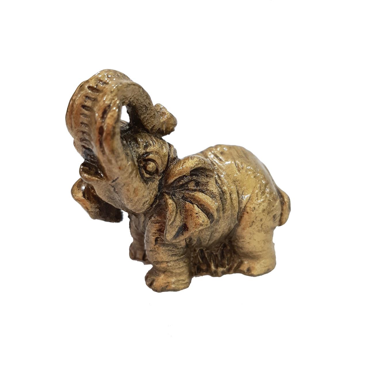 Слоник фен-шуй 4 см*4 см