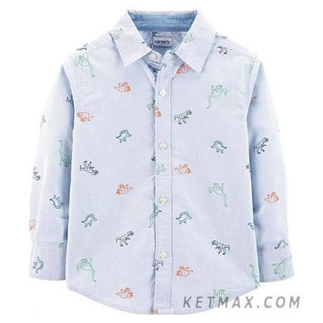 Рубашка Carter's для мальчика, фото 2