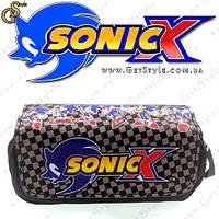 "Пенал Соник Х - ""Sonic Pencil Box"""