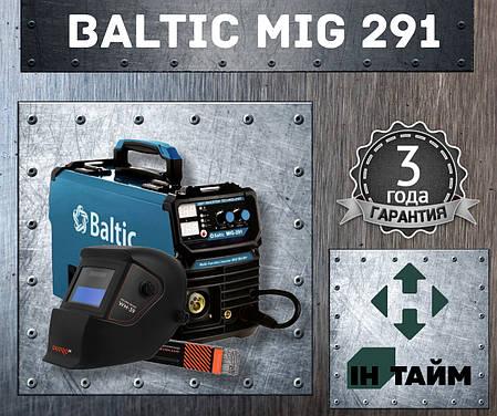 Сварочный инверторный полуавтомат Baltic Mig-291+ Подарок, фото 2
