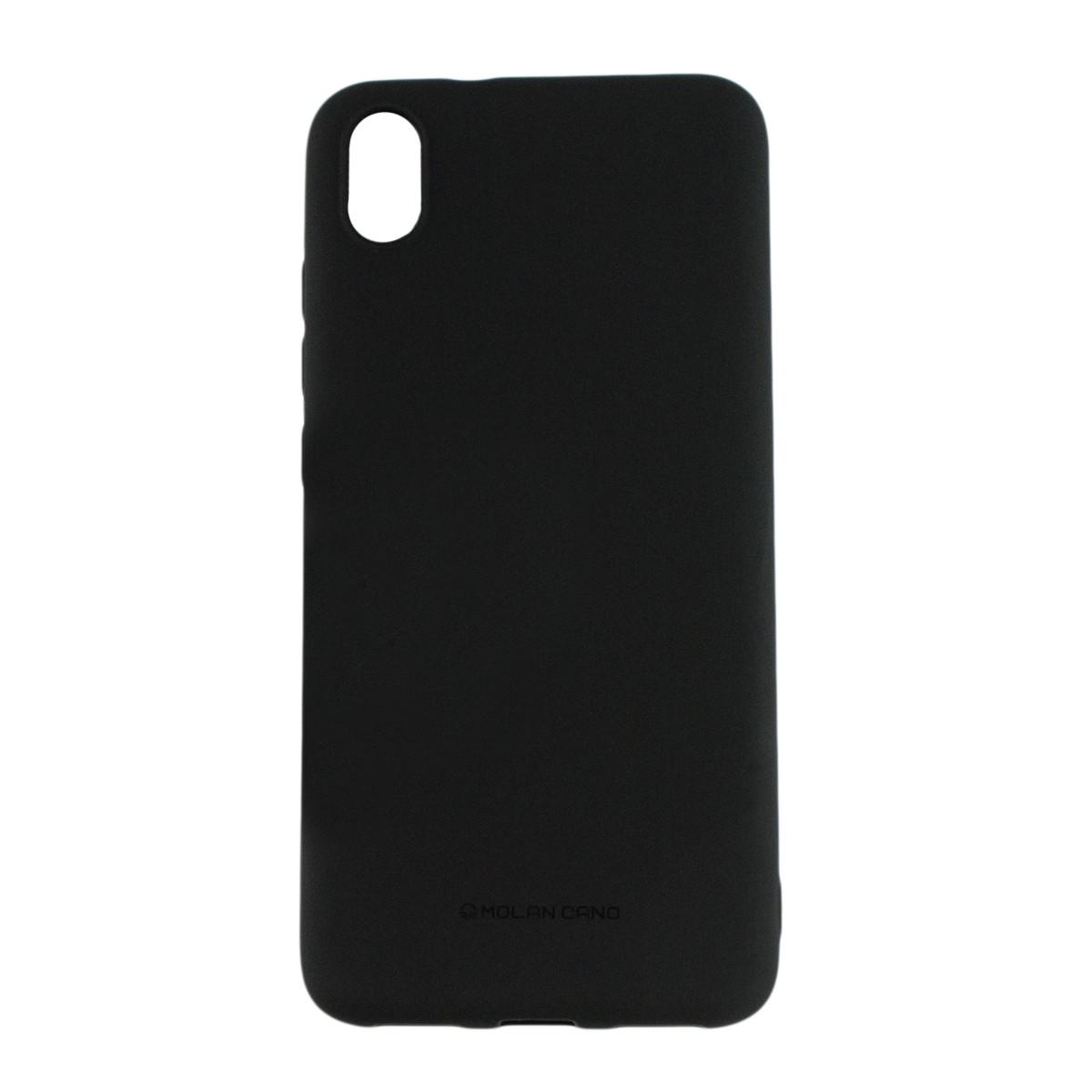 Оригинальный силиконовый чехол Molan Cano Jelly Case для Xiaomi Redmi 7A (черный)