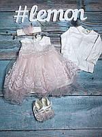 Крестильный набор для девочки