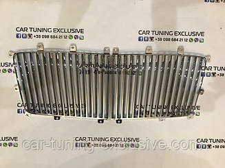 MANSORY chrome lamels grill for Bentley Bentayga