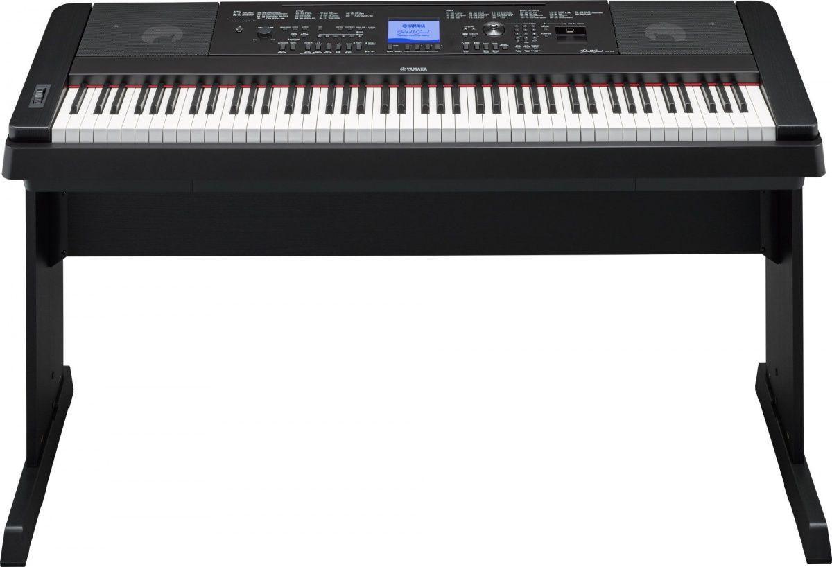 Цифровое фортепиано Yamaha DGX-660 B
