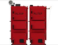 Котел твердотопливный длительного горения Альтеп DUO PLUS 75 кВт, фото 1
