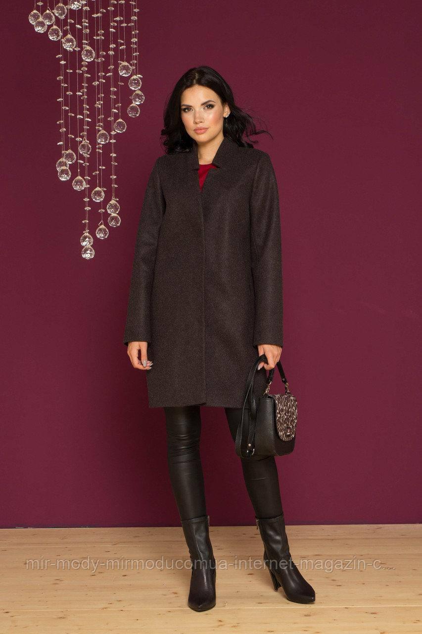Женское демисезонное пальто Аврора с 42 по 54 размер (Div-es)